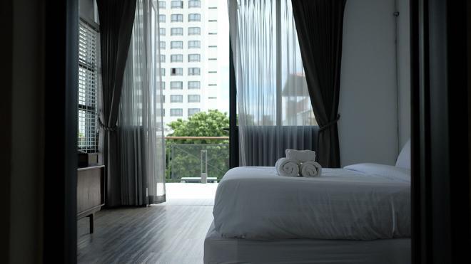 Iron32 Hotel - Chiang Mai - Makuuhuone