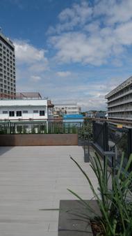Iron32 Hotel - Chiang Mai - Balcony
