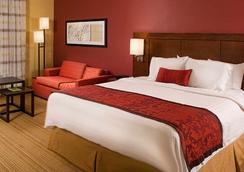 Courtyard by Marriott Charleston Waterfront - Charleston - Bedroom