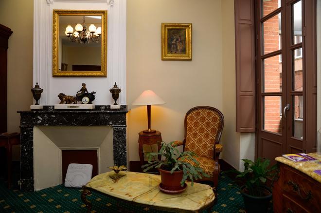 黑利奧特酒店 - 土魯斯 - 圖盧茲 - 門廳