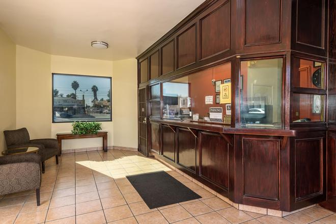 Sea Rock Inn - Los Angeles - Λος Άντζελες - Ρεσεψιόν