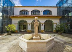 Hospedium Hotel Cortijo Santa Cruz - Villanueva de la Serena - Patio