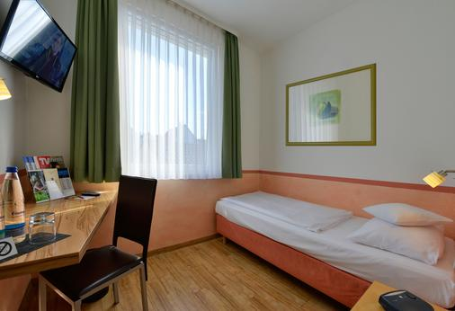 Businesshotel Rosenau - Esslingen am Neckar - Bedroom