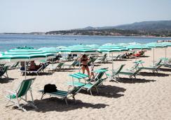 Hotel Rada Siri - Montepaone - Beach