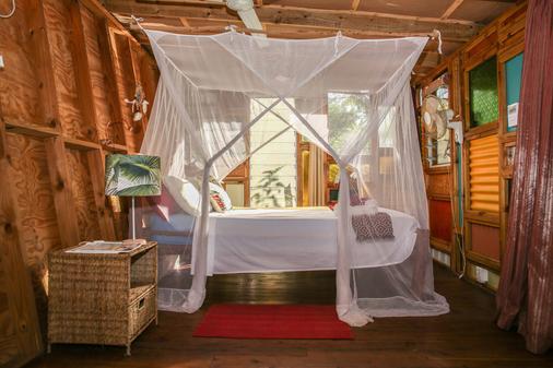 Mozambeat Motel - Praia do Tofo - Bedroom