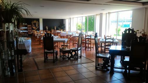 Hotel Montes Blancos - Ezcaray - Dining room
