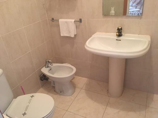 Hotel Montes Blancos - Ezcaray - Bathroom