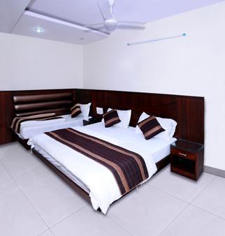Hotel Usa Delhi - Neu-Delhi - Schlafzimmer
