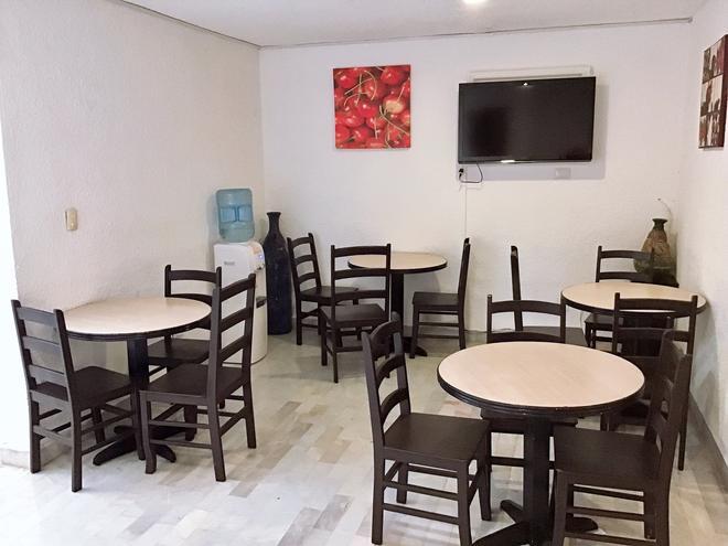 法蘭達酒店帝國拉古納海灘別墅酒店 - 坎昆 - 坎昆 - 餐廳