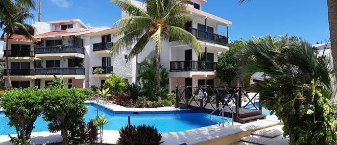 法蘭達酒店帝國拉古納海灘別墅酒店 - 坎昆 - 坎昆 - 建築