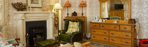 Corriemar Guest House - Oban - Living room