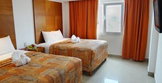 Suites Gaby - קנקון - חדר שינה