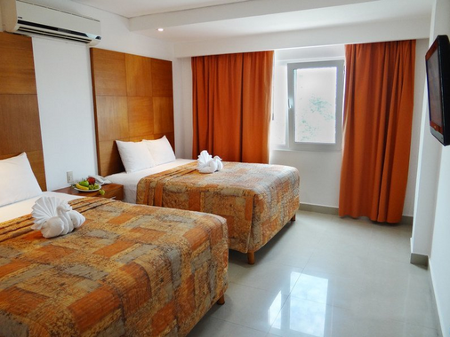 Suites Gaby - Cancún - Phòng ngủ