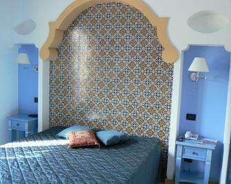 Hotel Ristorante Mediterraneo Faro - San Vito Lo Capo - Phòng ngủ