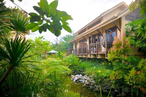 The Blossom Resort - Onsen & Foot Massage Inclusive - Da Nang - Κτίριο