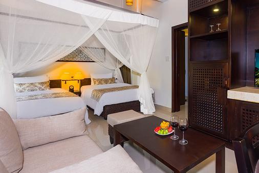 The Blossom Resort - Onsen & Foot Massage Inclusive - Da Nang - Κρεβατοκάμαρα