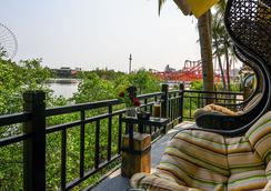 The Blossom Resort - Onsen & Foot Massage Inclusive - Da Nang - Μπαλκόνι