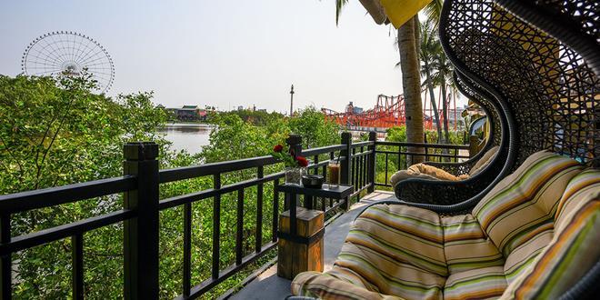 The Blossom Resort - Onsen & Foot Massage Inclusive - Da Nang - Balcony