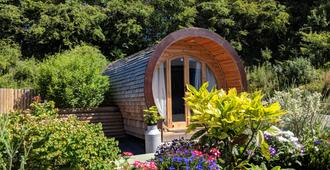 Knotlow Farm Bed & Breakfast - 巴克斯頓 - 建築