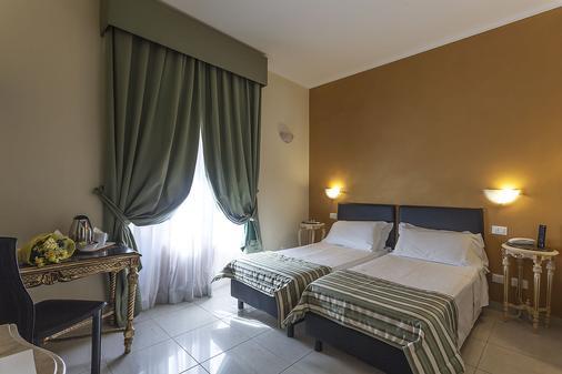 Hotel Regina Giovanna - Rome - Bedroom