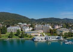 Werzer's Hotel Resort Pörtschach - Portschach am Wörthersee - Rakennus