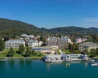 Werzer's Hotel Resort Pörtschach - Portschach am Wörthersee - Gebäude