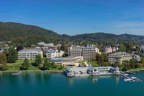 Werzer's Hotel Resort Pörtschach - Portschach am Wörthersee - Building