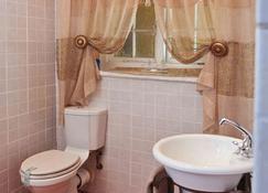Riverside Lodge - Oudtshoorn - Bathroom