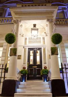 Georgian House Hotel - London - Hoteleingang