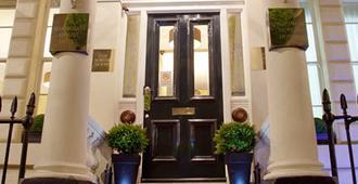 Georgian House Hotel - Lontoo - Hotellin sisäänkäynti