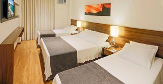 Premier Copacabana Hotel - Rio de Janeiro - Slaapkamer