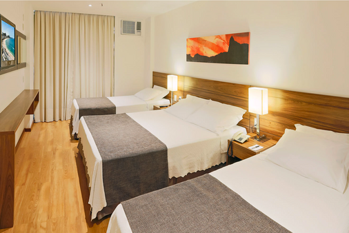 Premier Copacabana Hotel - Río de Janeiro - Habitación