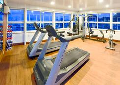Premier Copacabana Hotel - Río de Janeiro - Gym