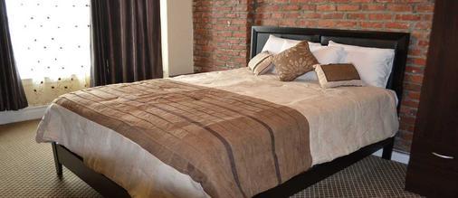 Inn on Folsom - San Francisco - Makuuhuone