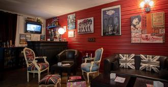 Les Terrasses De Saumur Hotel & Spa - Saumur - Bar