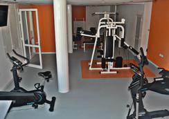 RF San Borondon - Puerto de la Cruz - Gym