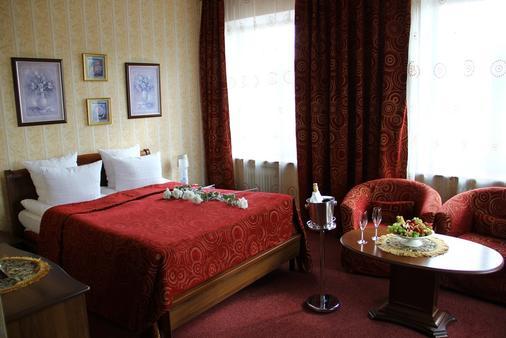 蒙施科夫酒店 - 聖彼得堡 - 聖彼得堡 - 臥室