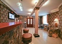 蒙施科夫酒店 - 聖彼得堡 - 聖彼得堡 - 酒吧