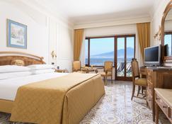德拉威樂大酒店 - 索倫托 - 蘇連多 - 臥室