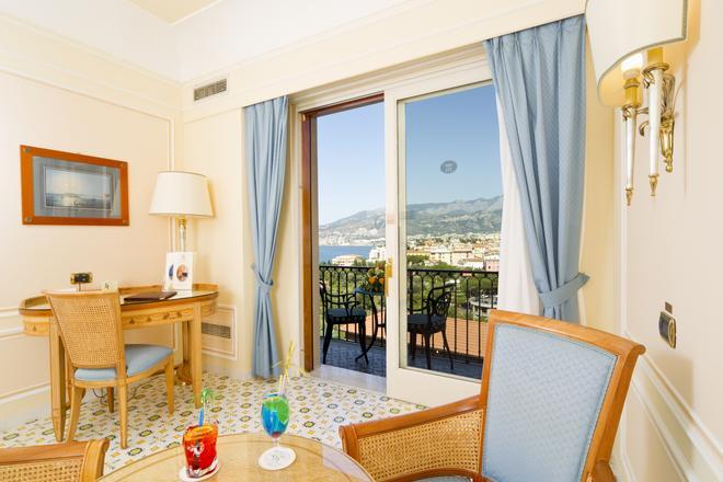 Grand Hotel Capodimonte - Сорренто - Балкон