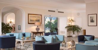 Grand Hotel Capodimonte - Sorrento - Sala de estar