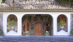 Grand Hotel Capodimonte - Sorrento - Rakennus