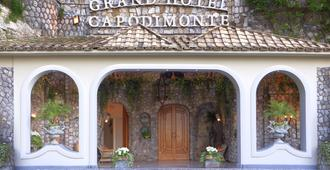 Grand Hotel Capodimonte - Sorrento - Edificio