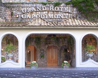 Grand Hotel Capodimonte - Sorrento - Edificio