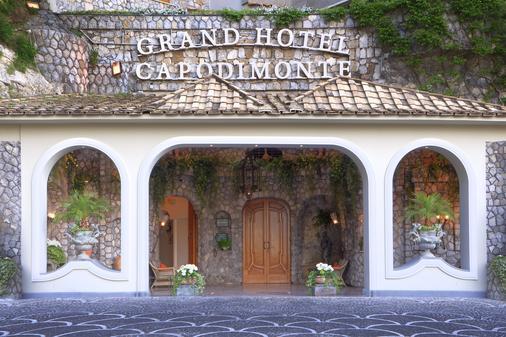 Grand Hotel Capodimonte - Sorrento - Building