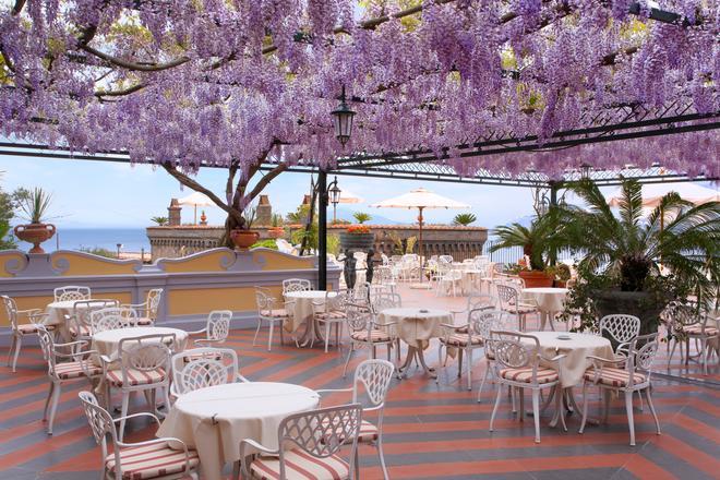 Grand Hotel Capodimonte - Sorrento - Kattoterassi