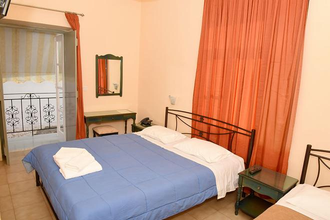 Sidra Hotel - Hydra - Makuuhuone