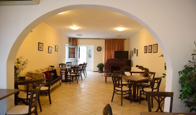 Sidra Hotel - Hydra - Keittiö