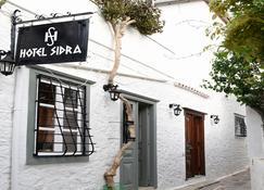 Sidra Hotel - Hydra - Building