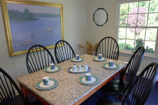 Pleasant Bay Village Resort - Chatham - Ruokailuhuone